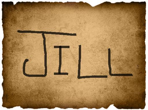 Irene's Vote- Jill
