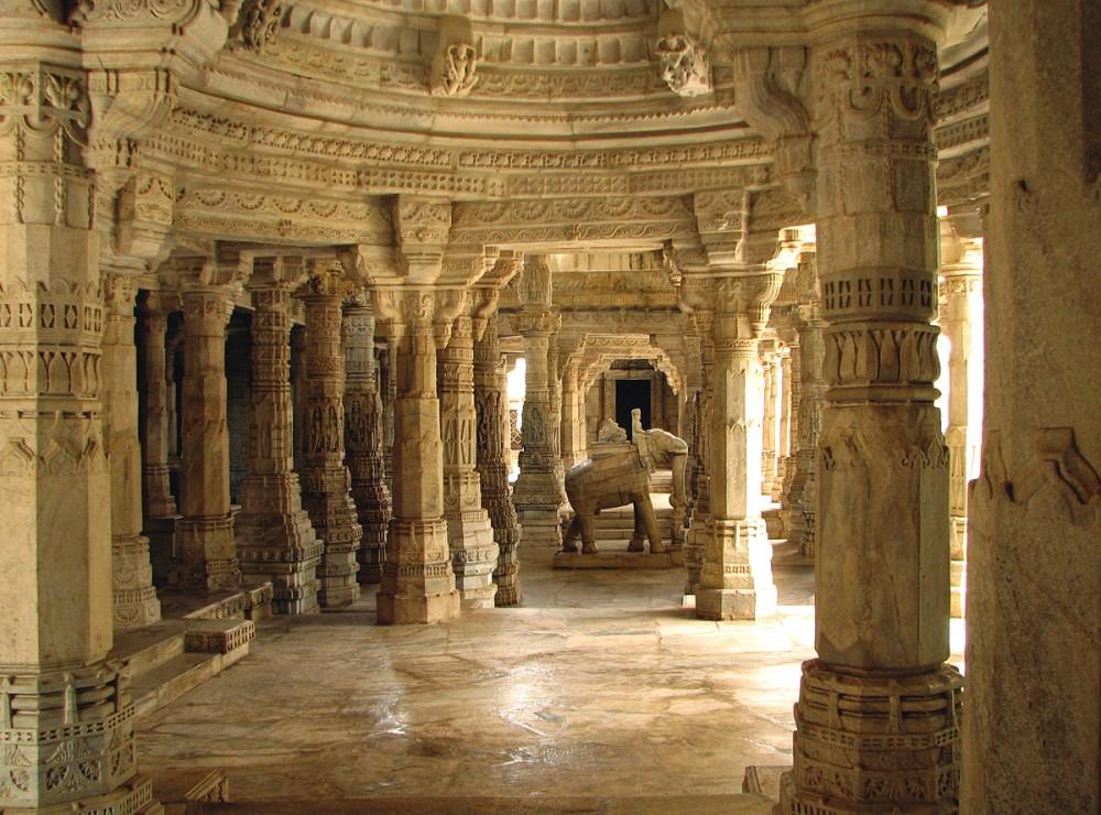 Temple Interior 3