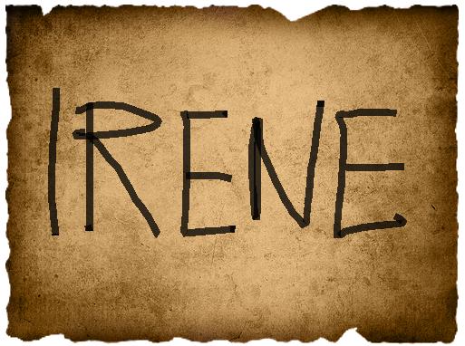 Andrew's Vote- Irene