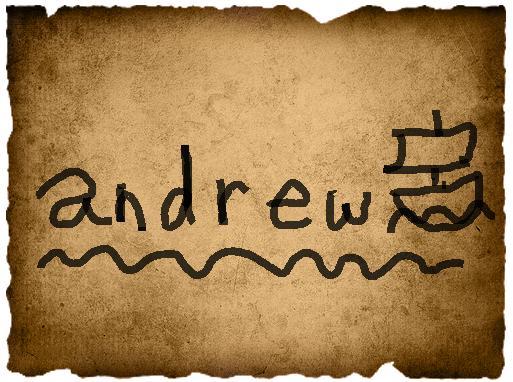 Gavin's Vote- Andrew