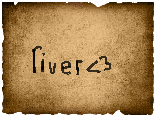 Gavin's Vote- River