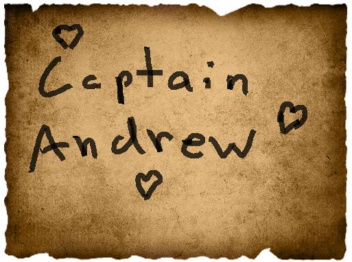 Jordyne's Vote- Andrew