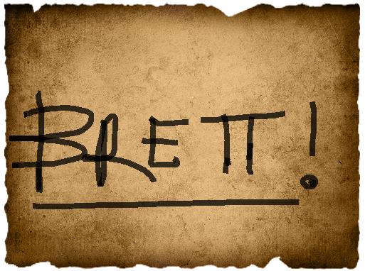 Rex's Vote- Brett