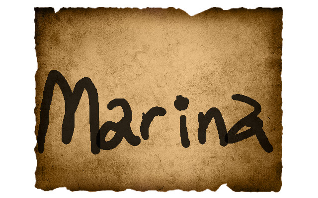 Gavin's Vote- Marina