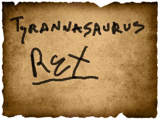 Irene's Vote- Rex