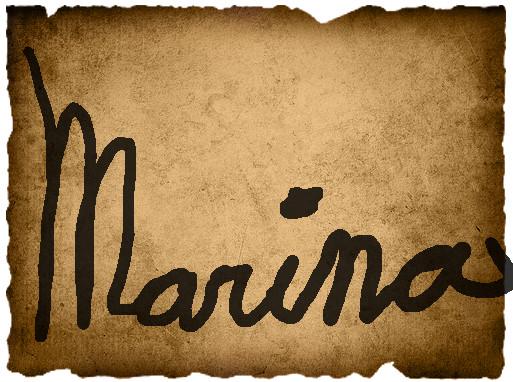 Jamie's Vote- Marina