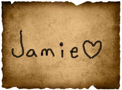 Vanessa's Vote- Jamie
