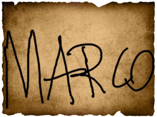 Mathieu's Vote- Marco