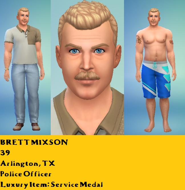 Brett Profile