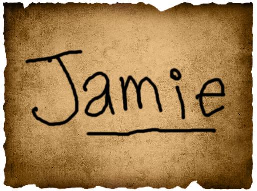 Gavin's Vote- Jamie