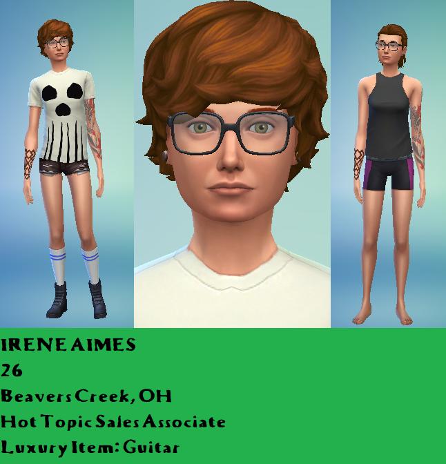 Irene Profile