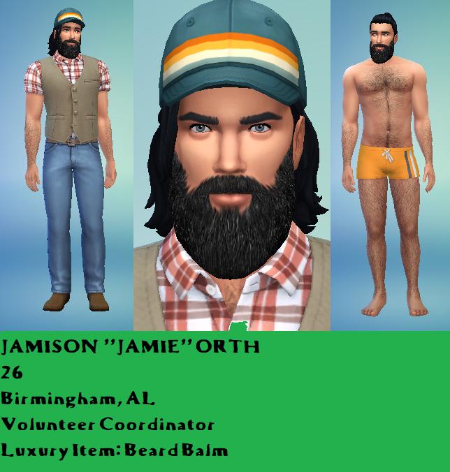 Jamie Profile