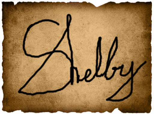 Jamie's Vote-Shelby