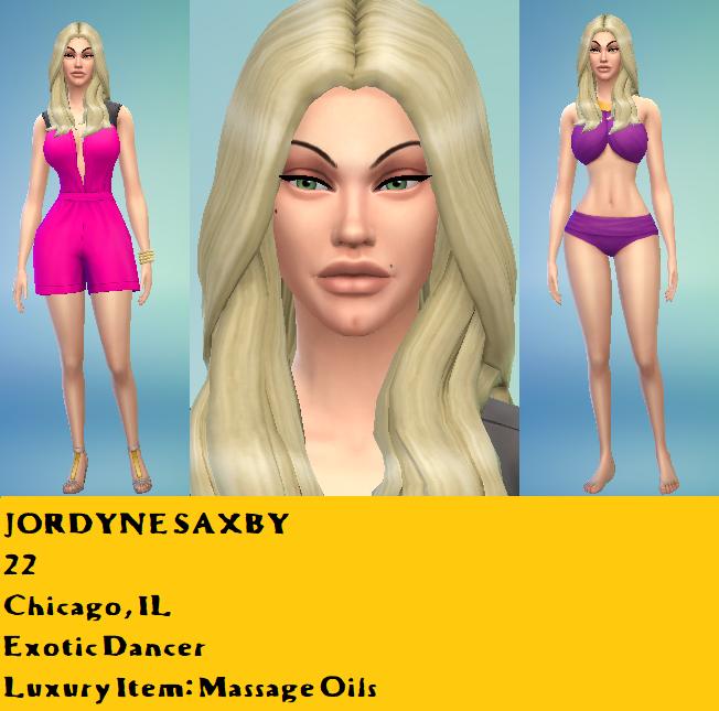 Jordyne Profile