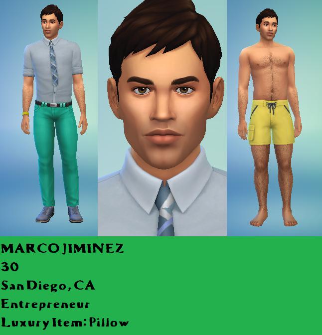 Marco Profile