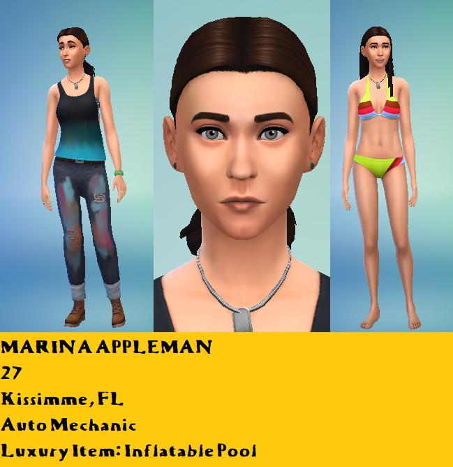 Marina Profile