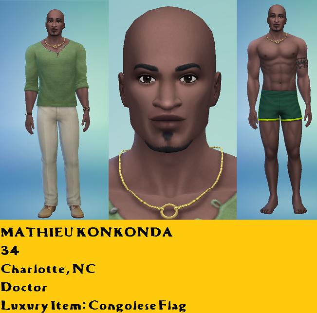 Mathieu Profile