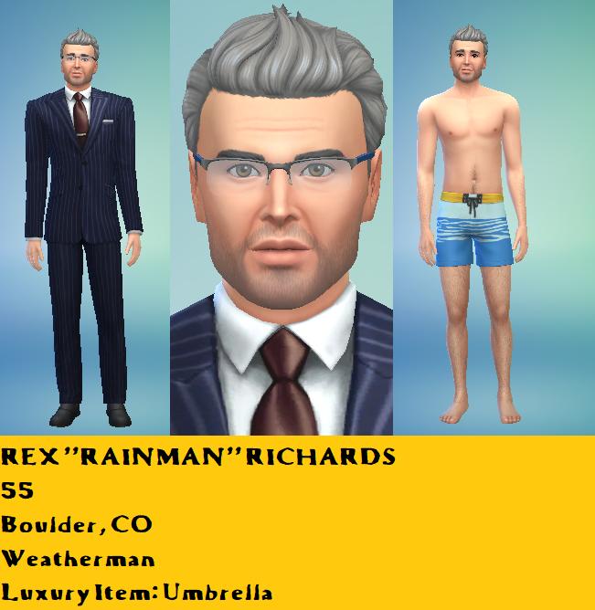 Rex Profile