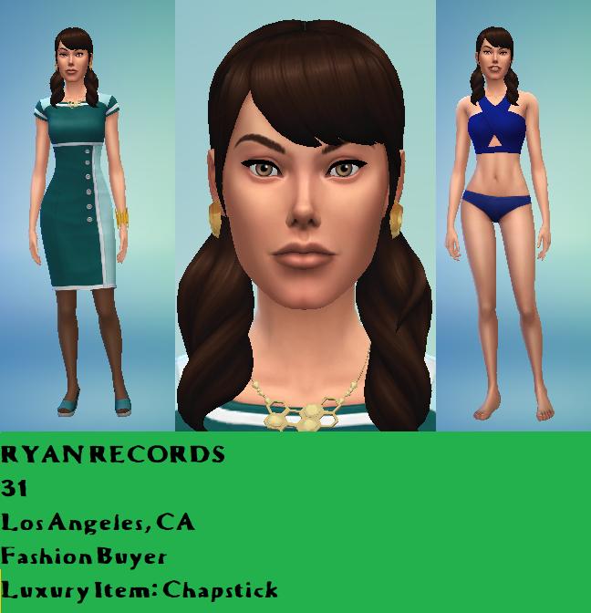 Ryan Profile