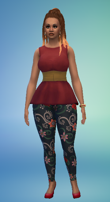 Vanessa- Jury Member