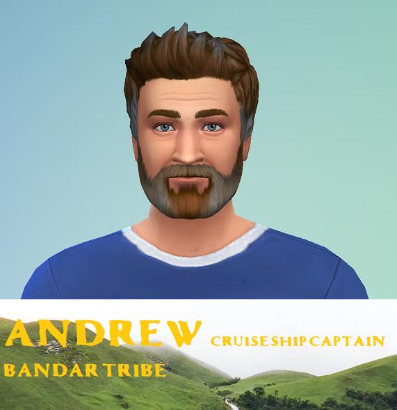 Andrew- Bandar Tribe