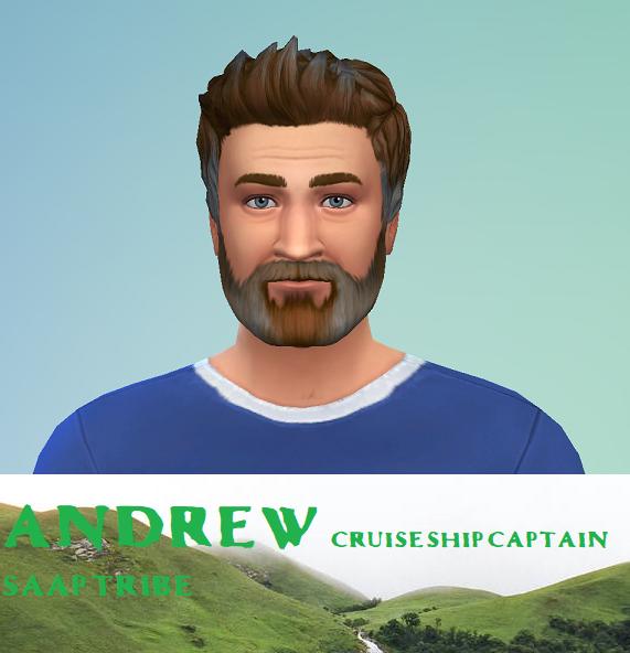 Andrew- Saap Tribe