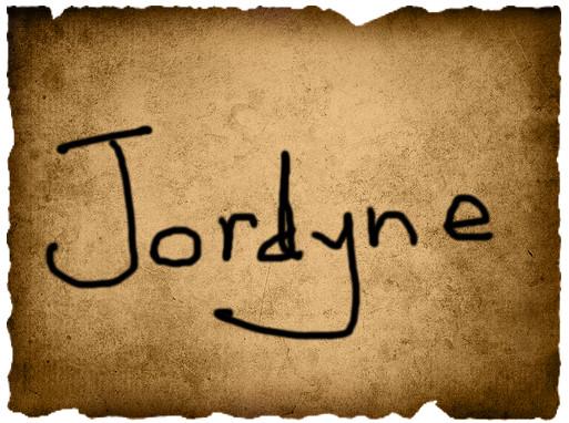 Gavin's Vote- Jordyne