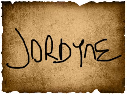 Irene's Vote- Jordyne