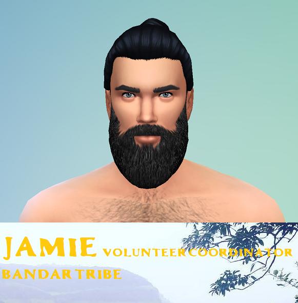 Jamie- Bandar Tribe 2