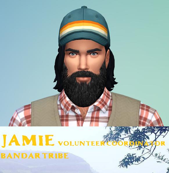 Jamie- Bandar Tribe