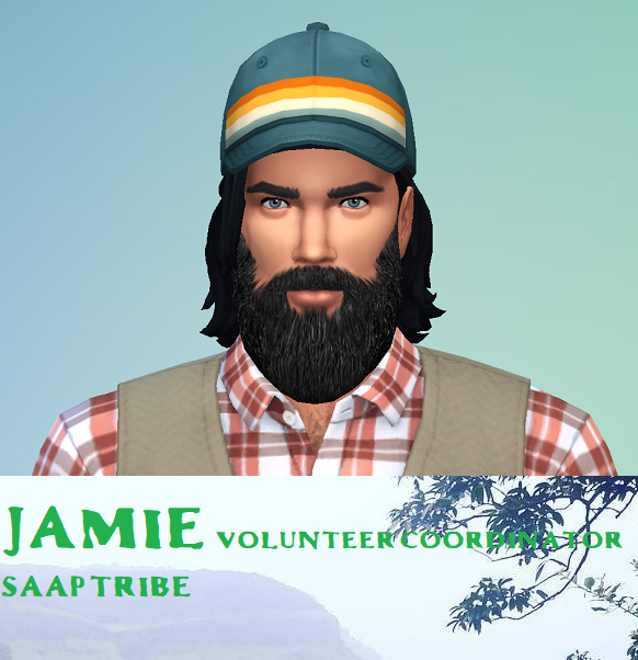 Jamie- Saap Tribe