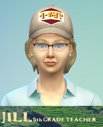 Jill- Ponderosa