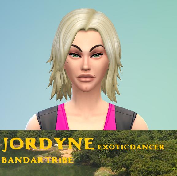 Jordyne- Bandar Tribe 2