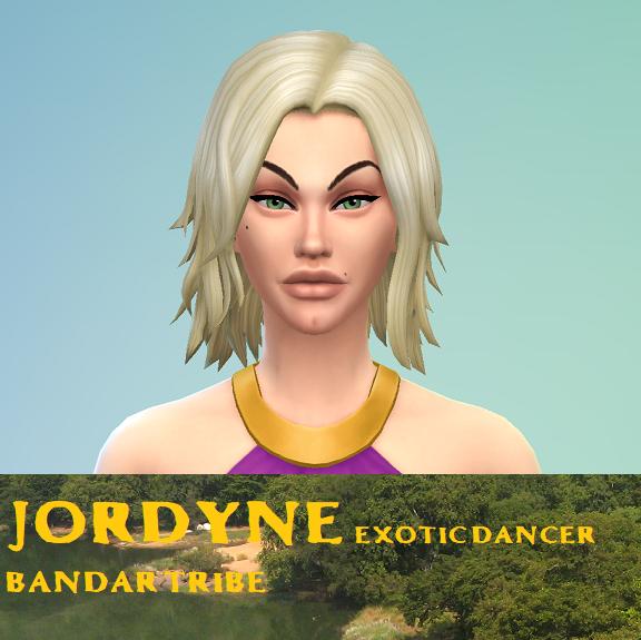 Jordyne- Bandar Tribe 3