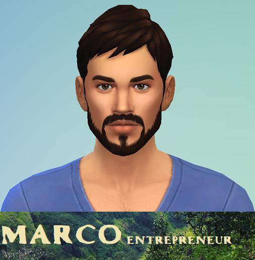 Marco- Ponderosa