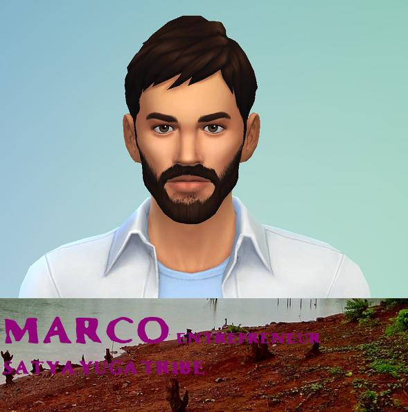 Marco- Satya Yuga Tribe