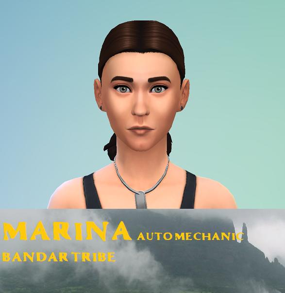 Marina- Bandar Tribe