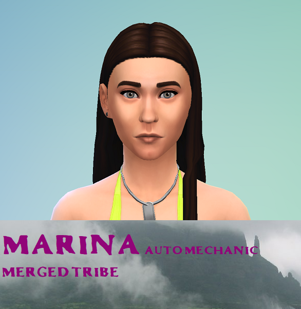 Marina- Merged Tribe