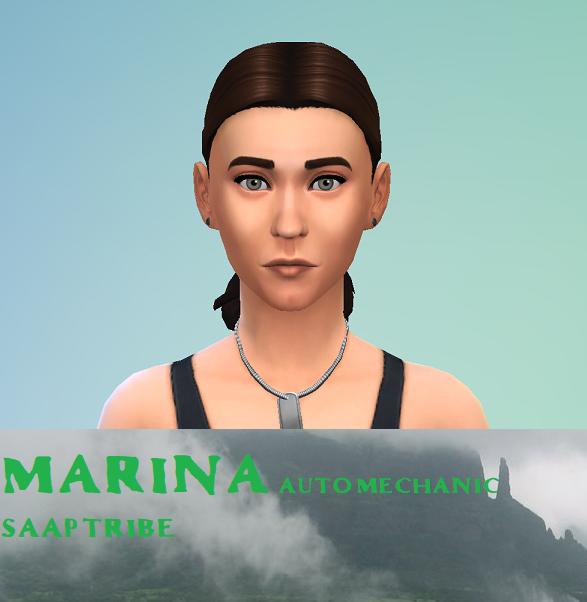 Marina- Saap Tribe