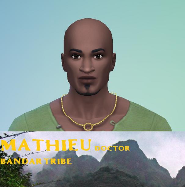 Mathieu- Bandar Tribe
