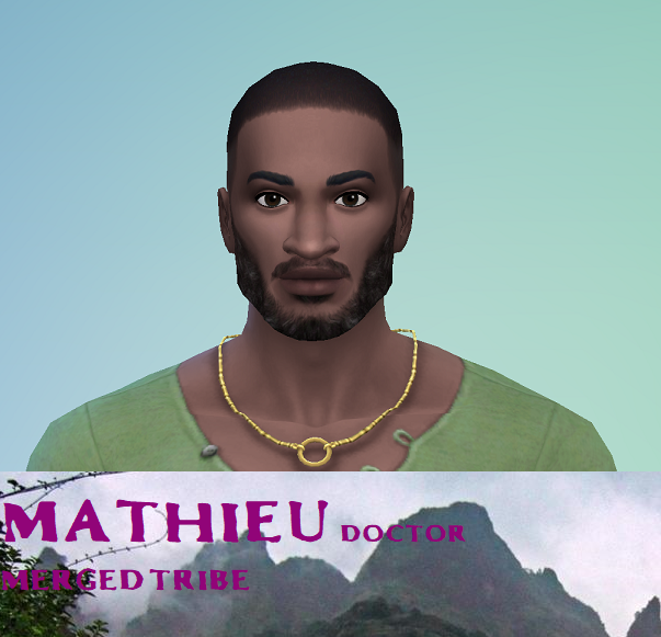 Mathieu- Merged Tribe