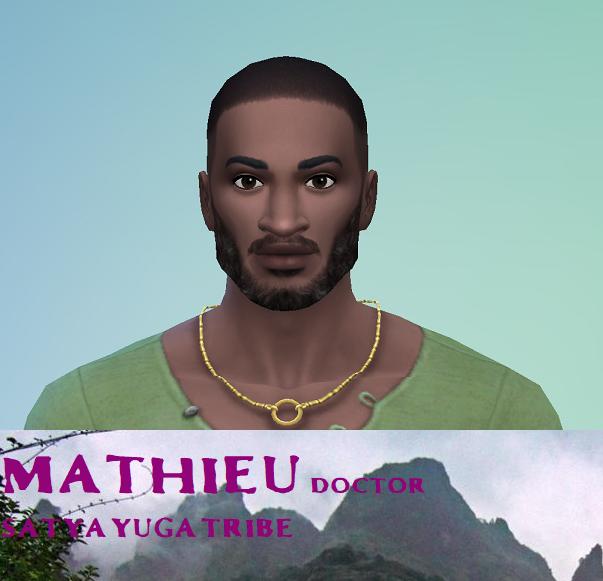 Mathieu- Satya Yuga Tribe