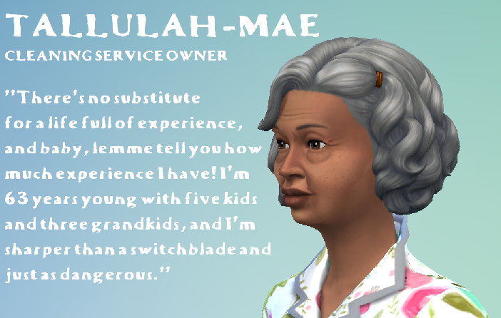 Preview- Tallulah Mae