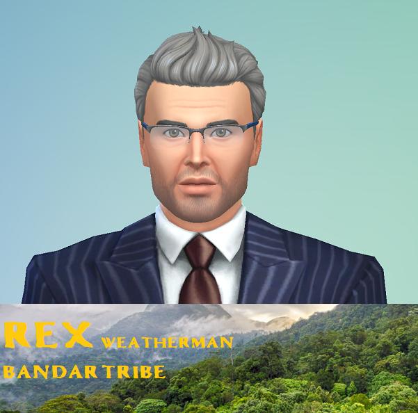 Rex- Bandar Tribe