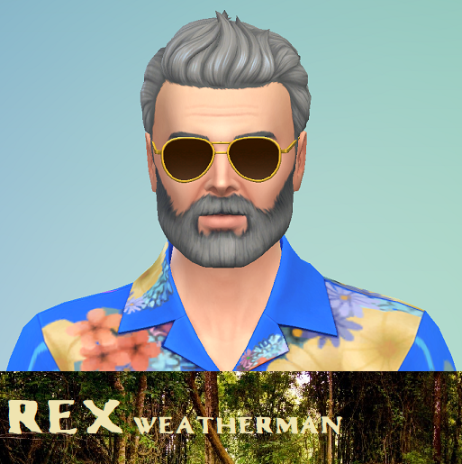 Rex- Ponderosa