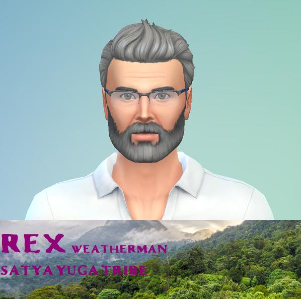 Rex- Satya Yuga Tribe