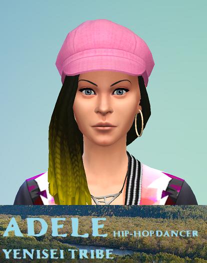Adele- Yenisei Tribe