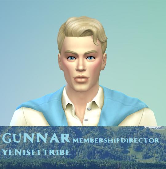 Gunnar- Yenisei Tribe