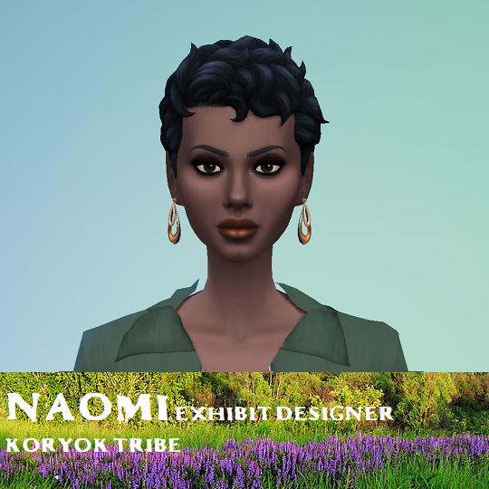 Naomi- Day 1