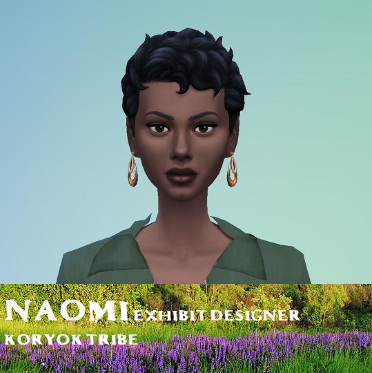 Naomi- Koryok Tribe